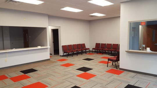 A lobby expansion, new carpeting and better lighting were part of $750,000 of renovations to Studio 37 and the Ji-Eun Lee Music Academy.