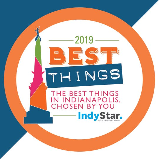 Best Things Indianapolis 2019 - Instagram banner