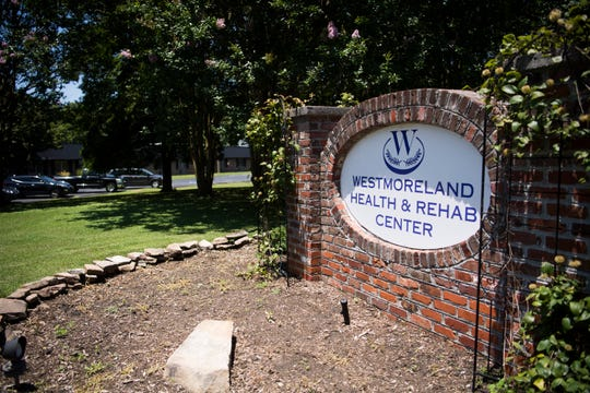 A photo of Westmoreland Rehabilitation Center, Thursday, June 27, 2019.