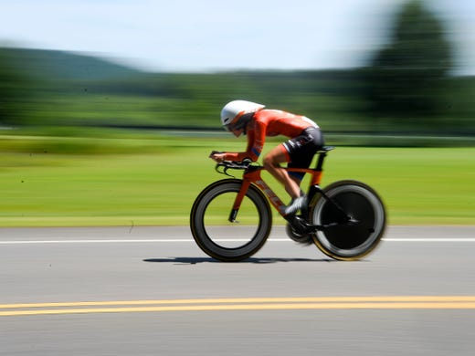 Which Knoxville roads will close this weekend for USA Cycling