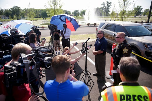 Lafayette rape, kidnapping suspect shoots himself during ...
