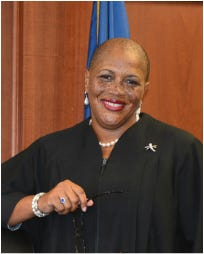 Judge Lori Landry.