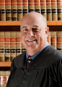 Judge Keith Comeaux