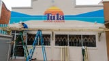 Tula Tacos + Amigo on Jefferson Street is in the final stages of construction and is scheduled to open July 1, 2019.