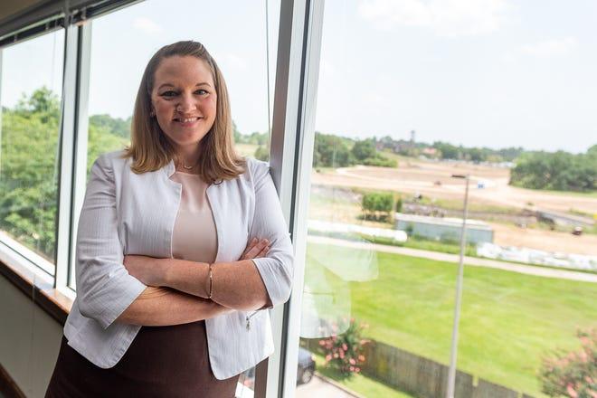 Moncus Park Executive Director Elizabeth Brooks