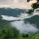 Inspiring views of Eastern Kentucky at Breaks Interstate Park.