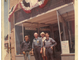 Bob Haviland, left, and father, Robert Haviland, far right, stand in front of Benders Plumbing in this 1974 photo.