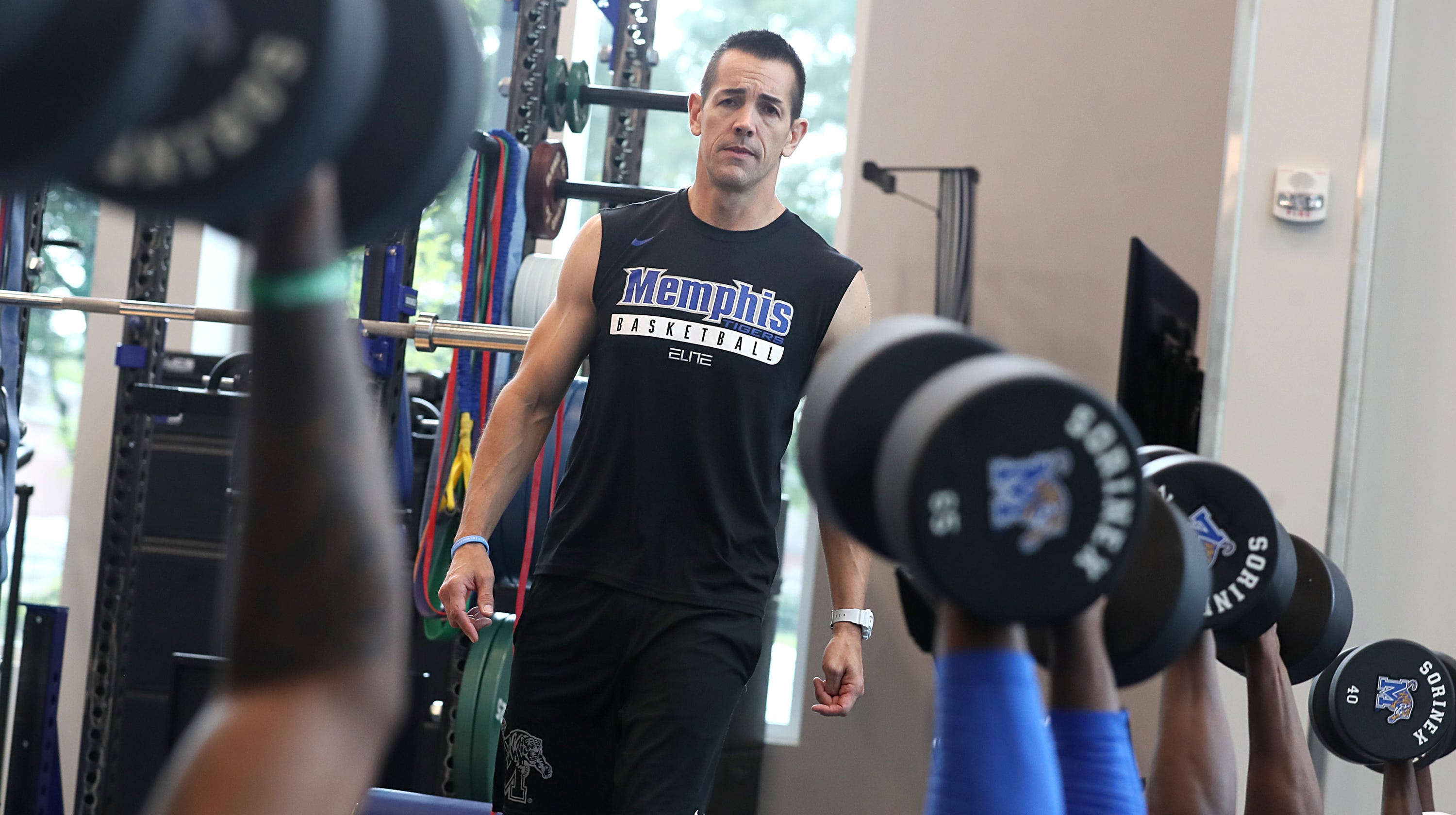 Memphis basketball: Inside a Tiger strength and conditioning