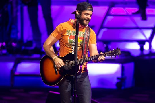 Thomas Rhett will close out the three-day Country USA on June 27.
