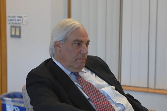 Alan Marcus in 2011