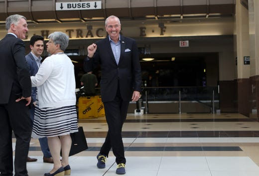 Phil Murphy to talk NJ Transit at Secaucus  What are your