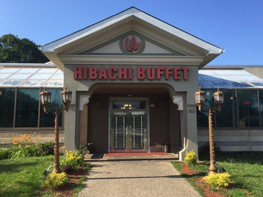 Hibachi Grill Supreme Buffet, at 862 Hamburg Turnpike in Wayne.