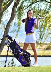 Shelby Turner looked back on her golfing career at Deming High School and Western New Mexico University.