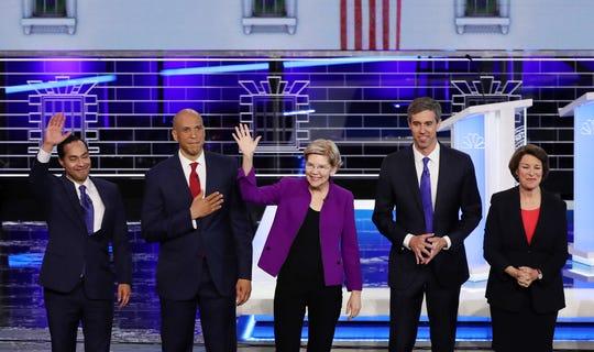 Se aproxima un nuevo debate demócrata.