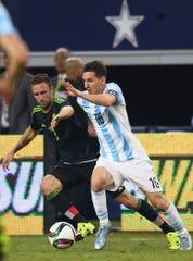 Mexico y Argentina vuelven a verse las caras en amistoso.
