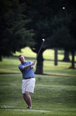 Tournament director Justin Arnt, who finished third last year, is looking to contend at this year's Lebanon County Amateur, set for Saturday and Sunday at Lebanon Valley Golf Course in Myerstown.