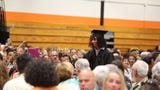 Pawling High School's commencement ceremony on June 29, 2019.