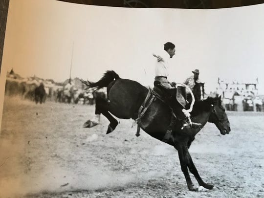Reno's Lyle Smith is in the Canadian Pro Rodeo Hall of Fame.
