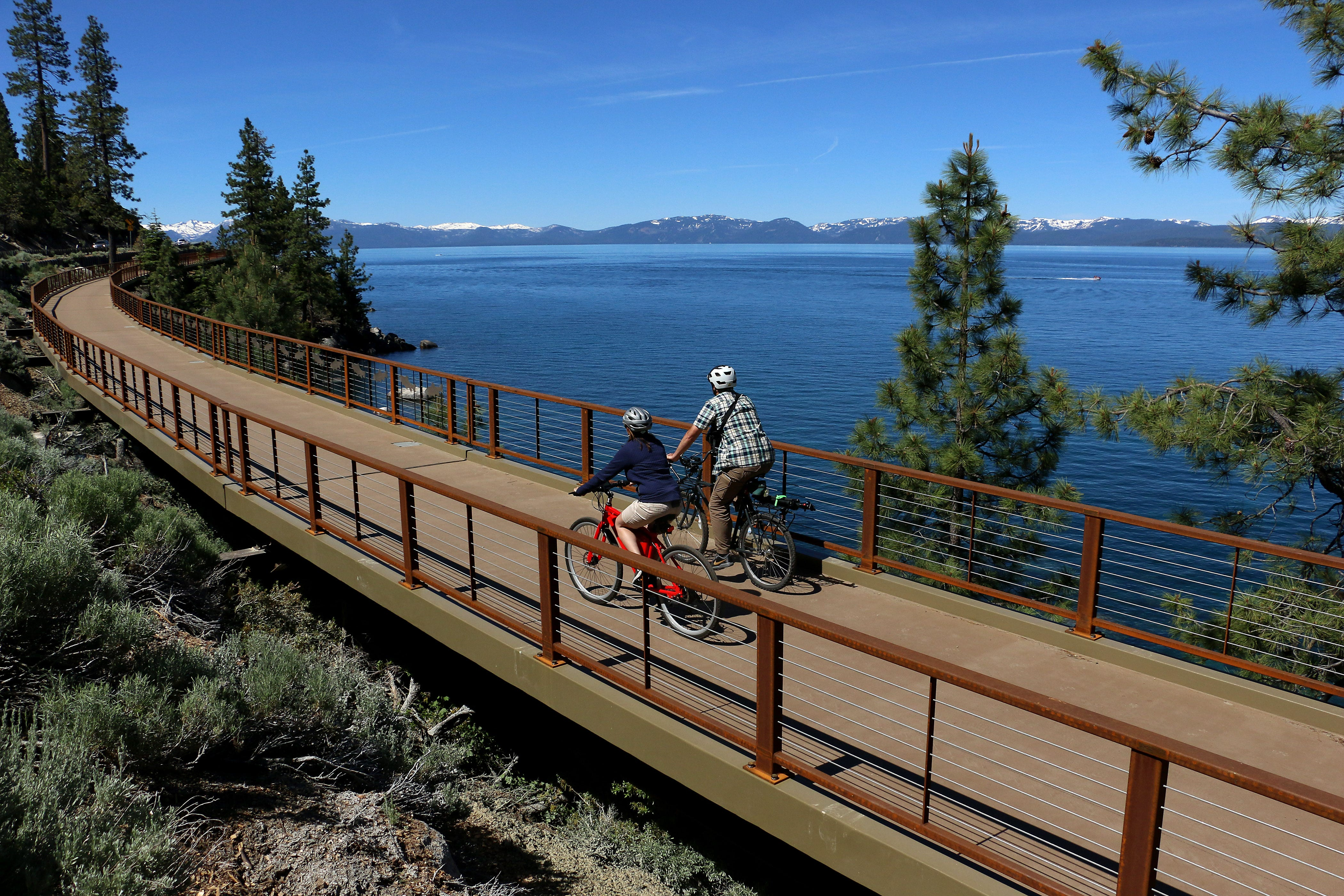 Lake Tahoe Private Campsites Are Possible To Find Here S How