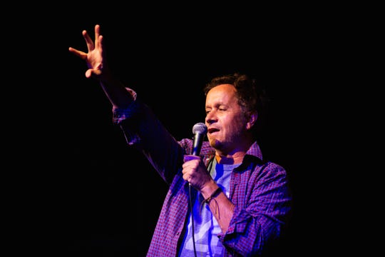 Pauly Shore will perform two stand-up comedy shows Saturday night in Richmond.