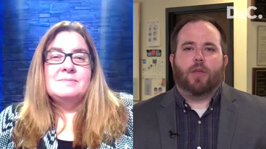 USA Today reporters Jon Campbell and Meaghan McDermott discuss the firing of Bob Freeman, a senior state employee and advocate for FOI requests and open meeting laws.