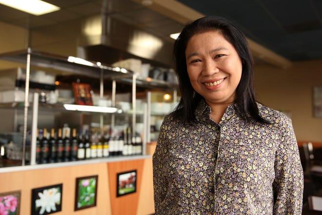 Owner Vichuda Stine at Bai Bua Thai Kitchen in Keizer on June 27, 2019.