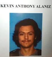 Kevin Anthony Alaniz, 26, was fatally shot by Pfeiffer Big Sur State Park rangers on June 22, 2019. California Highway Patrol officials announced on June 27, 2019 Alaniz is linked with a fatal Interstate 680 shooting.