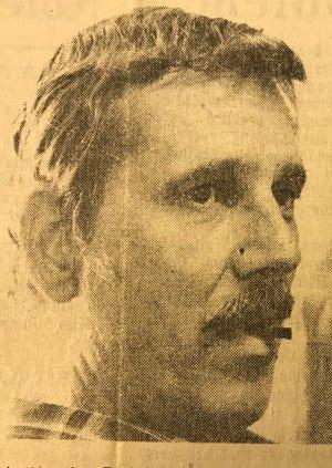 John Vaughan in 1979.
