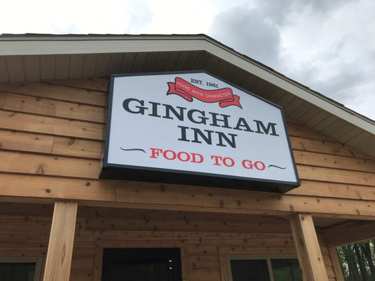 Gingham Inn To Go, which just opened in Spirit Lake, Iowa, brings back the pan-friend chicken, ribs and gizzards made famous for decades by the former Gingham Inn. The new to-go location is opening on the same location as the old restaurant.