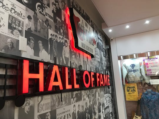 The Iowa Rock 'n' Roll Music Association Hall of Fame Museum is now open in a new, expanded location in Arnolds Park, Iowa.