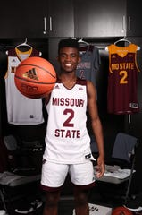 Anton Brookshire on his unofficial visit to Missouri State