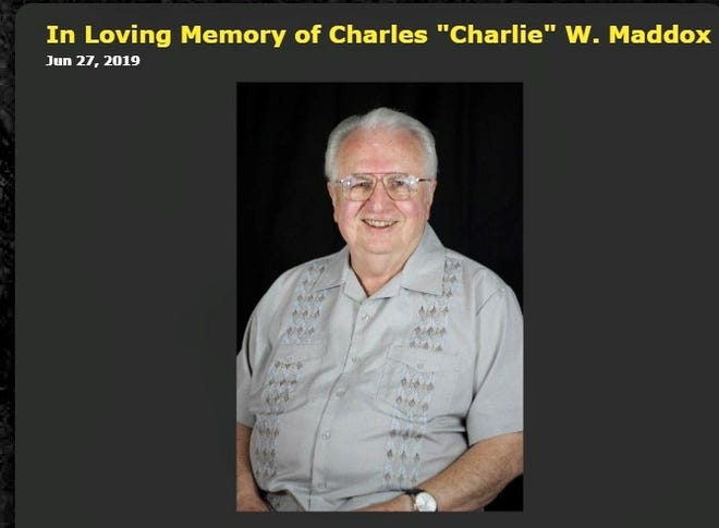 Southern States PBA posted a tribute to the late Charlie Maddox on its website.