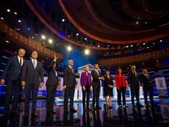2020 presidential election: Democrats dive into gun control, the economy and health care