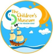 The Children's Museum of the Treasure Coastis at 1707 N.E. Indian River Drive in Jensen Beach, at the center of Indian Riverside Park.