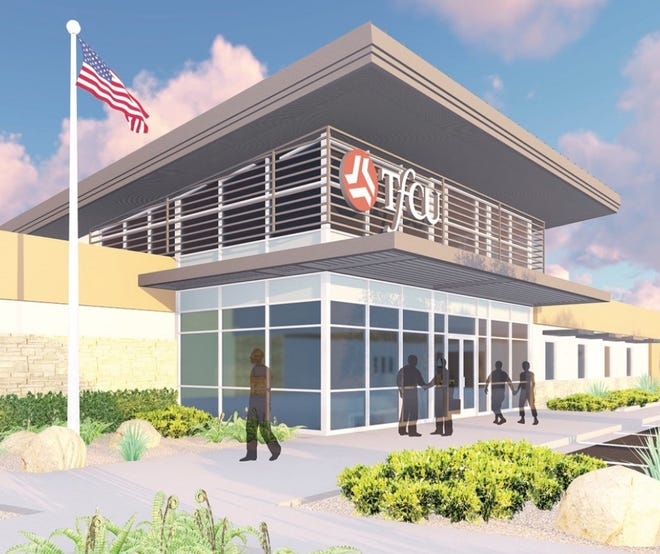 TFCU to open its ninth branch in the city next year. It will open in the Northwest side of El Paso.