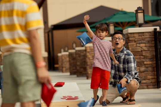 """Summer """"Camp In"""" at Great Wolf Lodge"""