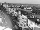 A look from above at King Street in Wilmington, 1961.