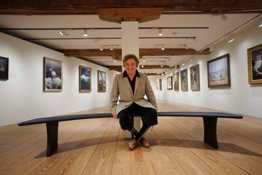 NC Wyeth exhibit: Grandson Jamie gives a tour of legendary