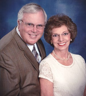 Mr. and Mrs. Bob Wade celebrated their 45th wedding anniversary on June 1, 2019.