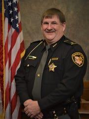 Sheriff Douglas McGrath