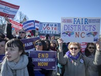 Supreme Court blows it on gerrymandering. What an incumbent racket.