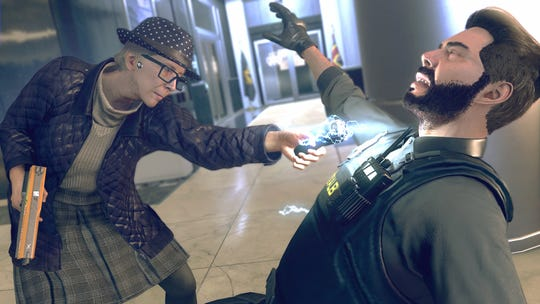 In 'Watch Dogs: Legion,' the player doesn't assume the role of a single protagonist, but rather, can recruit virtually anyone in London, to take advantage of their skillset, backstory, and connections.