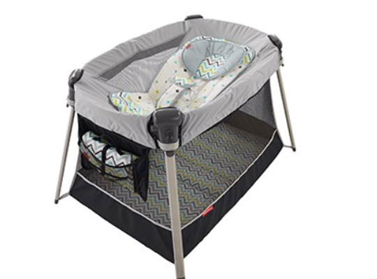 Fisher-Price is recalling the inclined sleeper accessory included with all models of its Ultra-Lite Day & Night Play Yards.