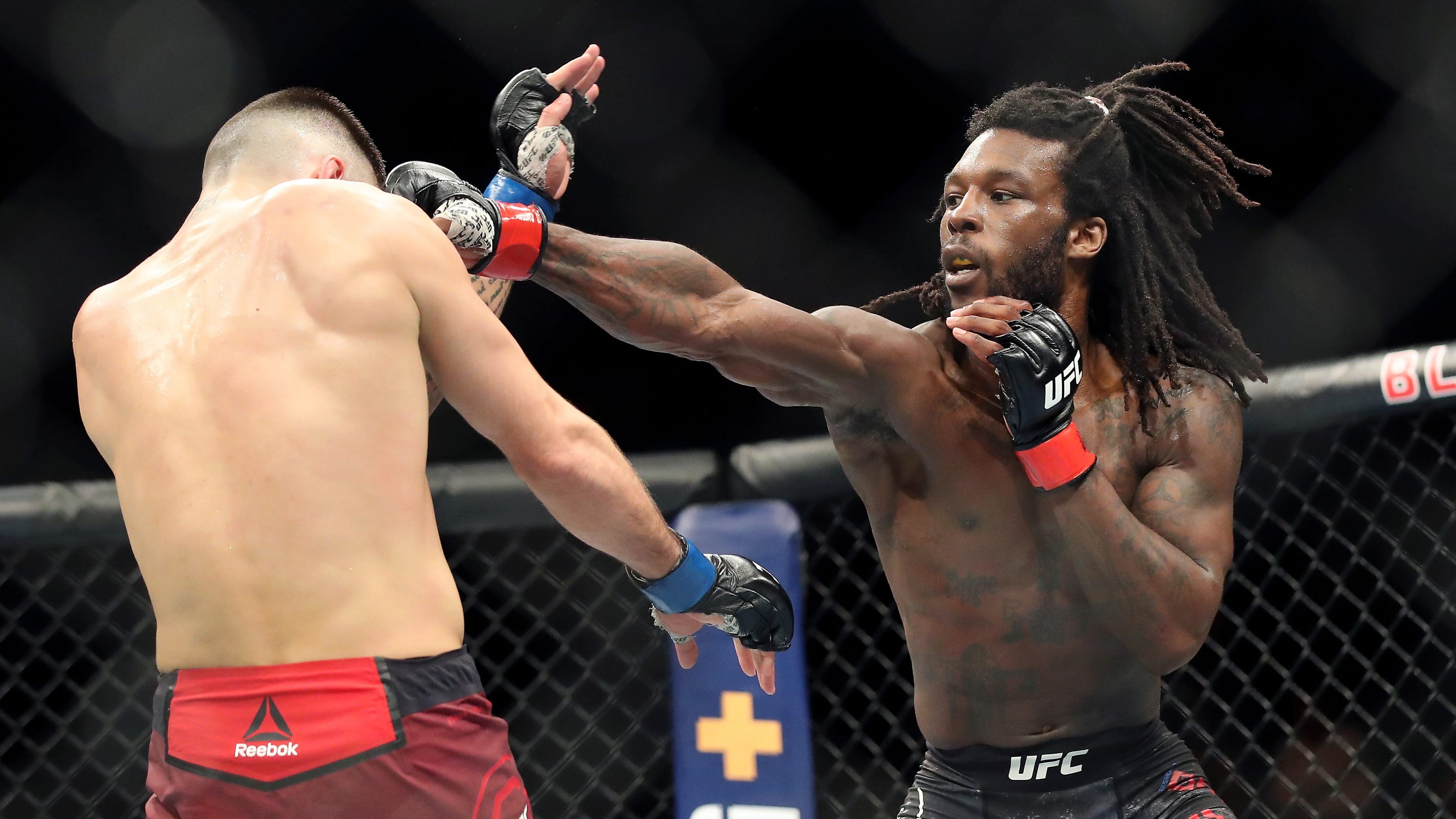 UFC lightweight Desmond Green jailed on 20 charges after deadly crash