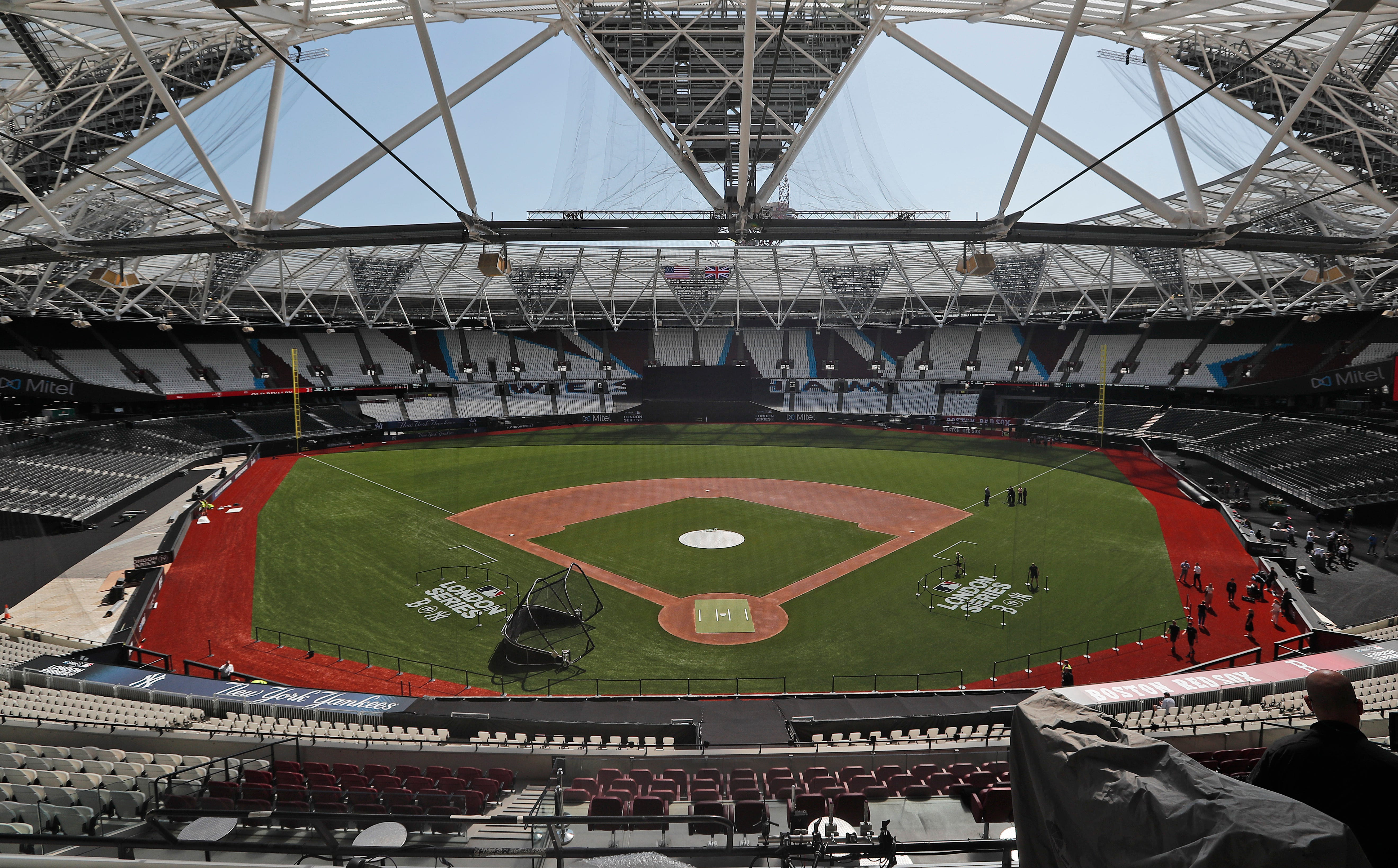 Picture of: Mlb London Series Stadium Dimensions Mean Homers For Red Sox Yankees