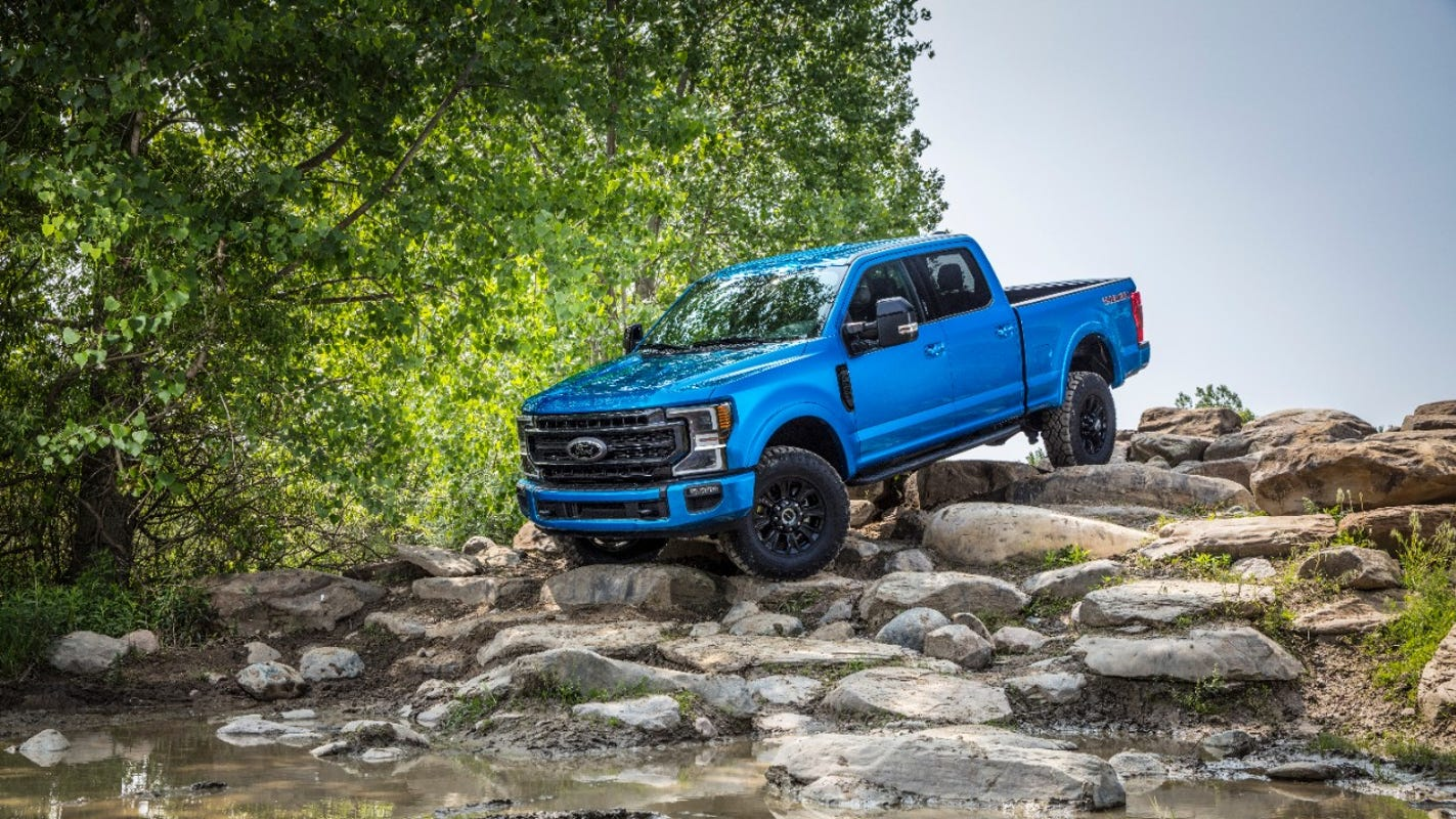 Even popular Ford F series hit hard amid plummeting industry sales – USA TODAY