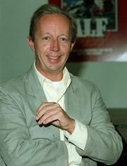 "Max Wright poses in Burbank, Calif., in July 1989.  The ""ALF"" star has died."