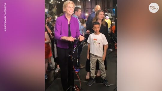 Elizabeth Warren endorses 2 liberal House candidates challenging Democrat incumbents