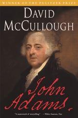 """""""John Adams"""" by David McCullough"""