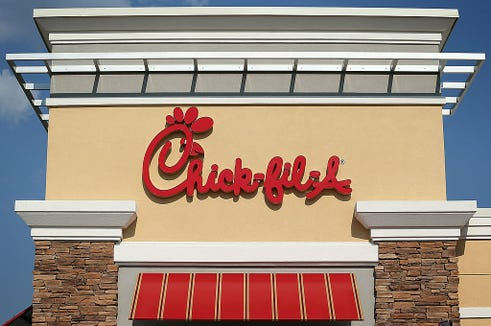 Chick-fil-A is America's No. 1 fast-food restaurant again. Parents love it and hate it